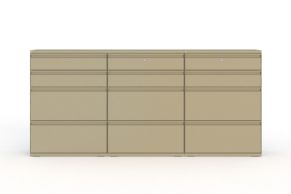 LO One cabinet with drawers