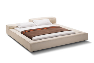 Extrasoft Bed  by  Living Divani