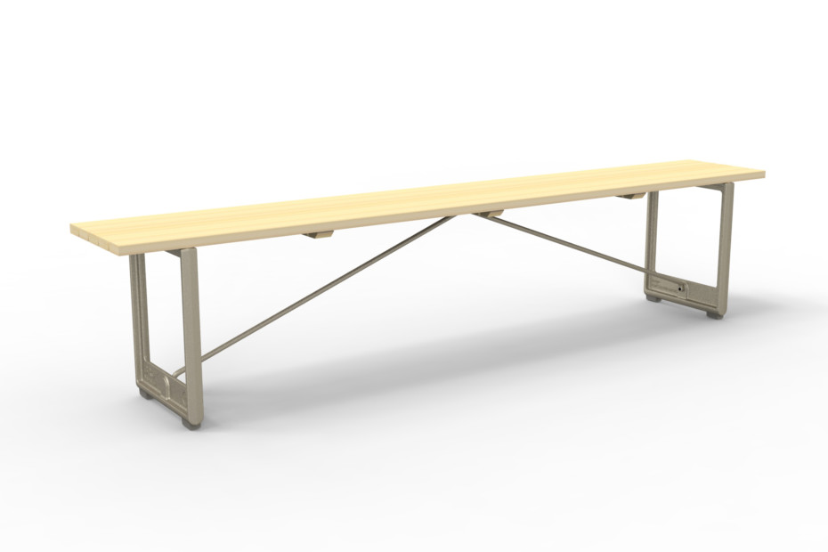 BRUT bench