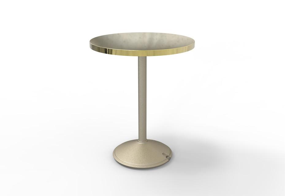 BRUT bistro table