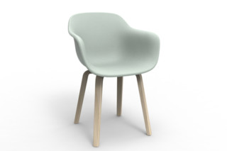 SUBSTANCE with armrests  by  Magis