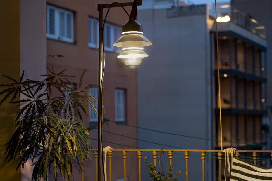Santorini standing lamp