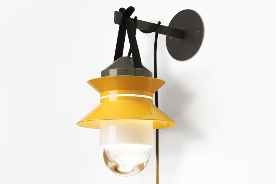 Santorini wall lamp