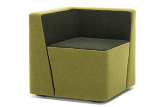 Bit armchair  by  Martela