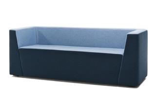 Bit sofa  by  Martela