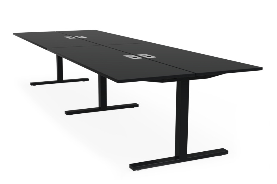 Frankie bench desk T-leg