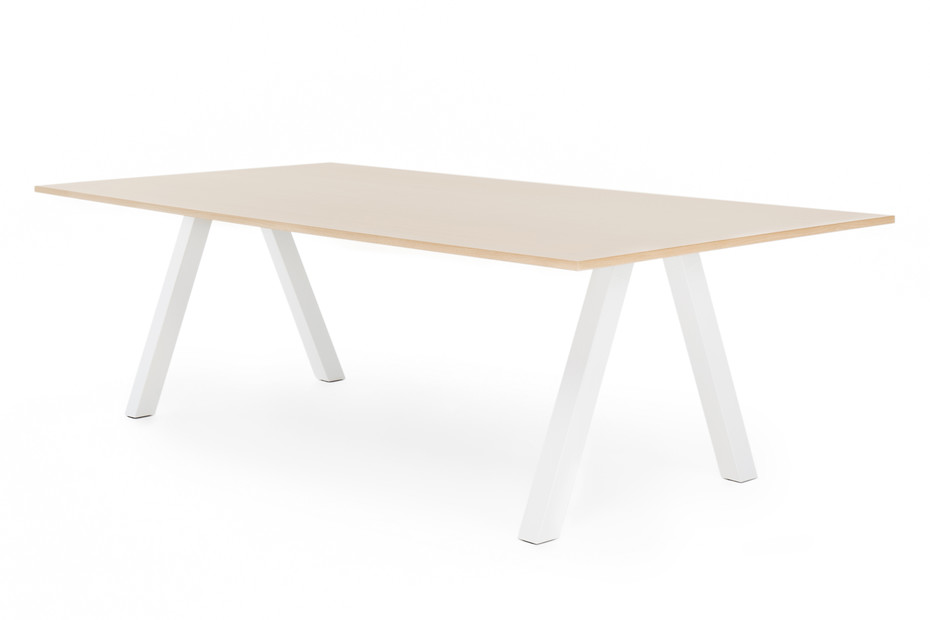Frankie conference table A-legs