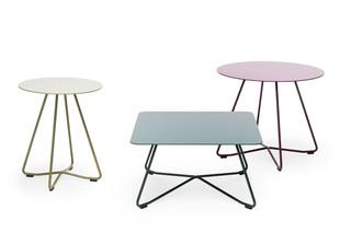 Scoop coffee table  by  Martela