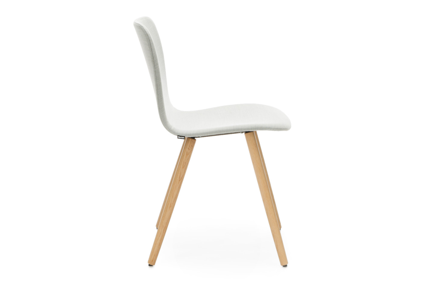 Sola Chair With Wooden Legs By Martela Stylepark