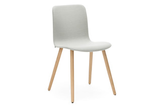 Sola chair with wooden legs  by  Martela