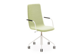 Sola conference chair swivel base / height adjustable  by  Martela