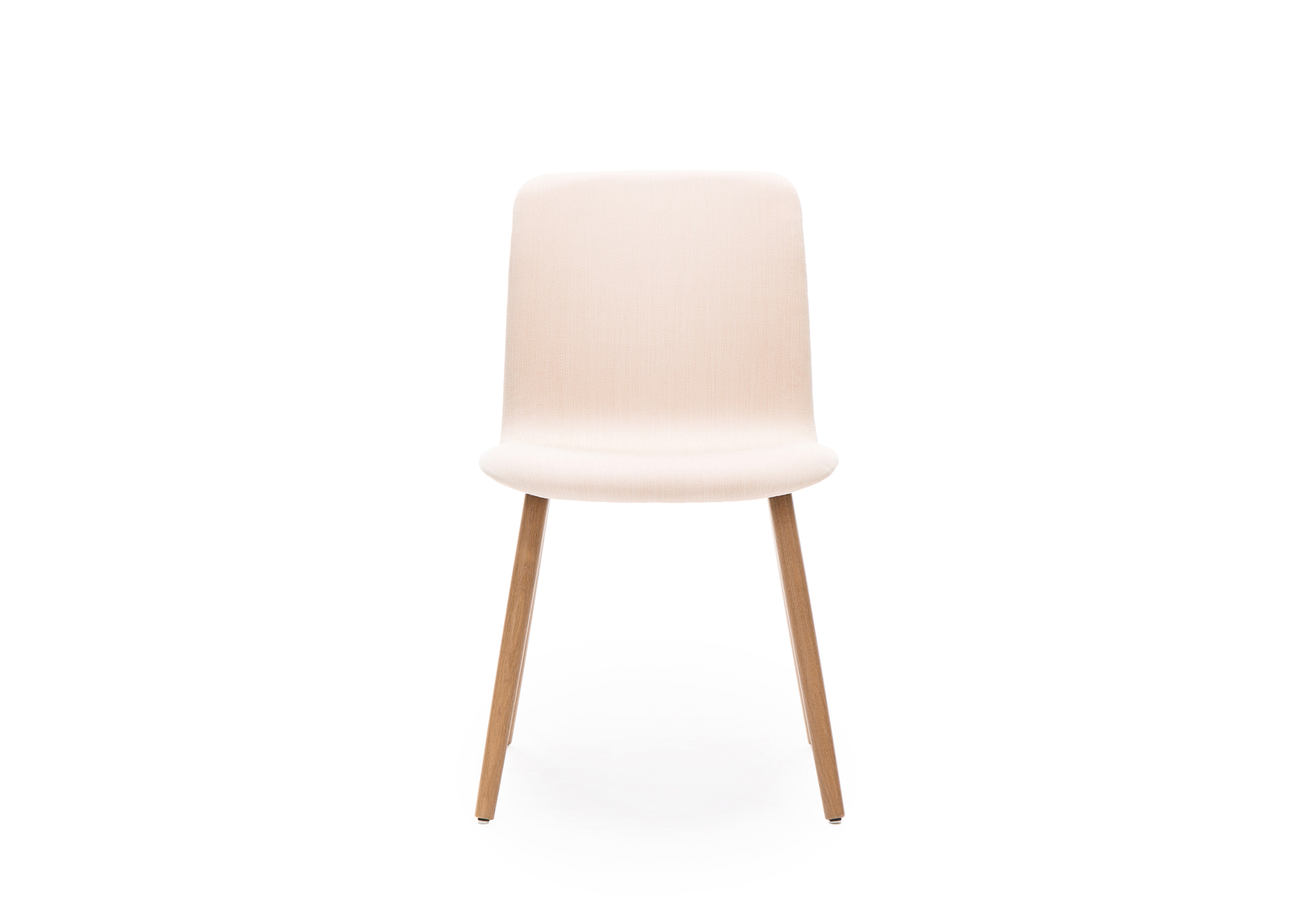 Sola Conference Chair With Wooden Legs By Martela Stylepark