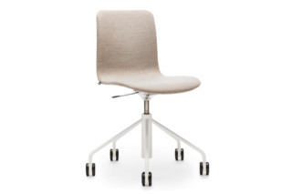 Sola with castors / height adjustable  by  Martela