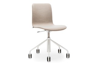 Sola chair with castors and height adjustment  by  Martela