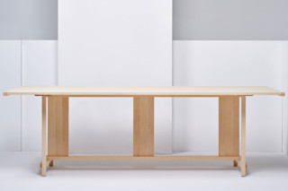 Clerici dining table  by  Mattiazzi