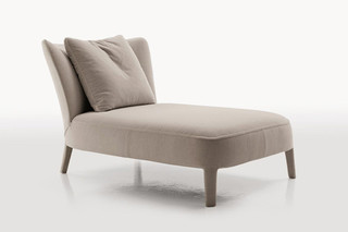 FEBO Chaise Longue  by  Maxalto