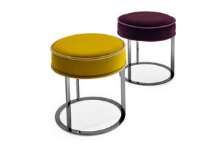 LITHOS stool  by  Maxalto