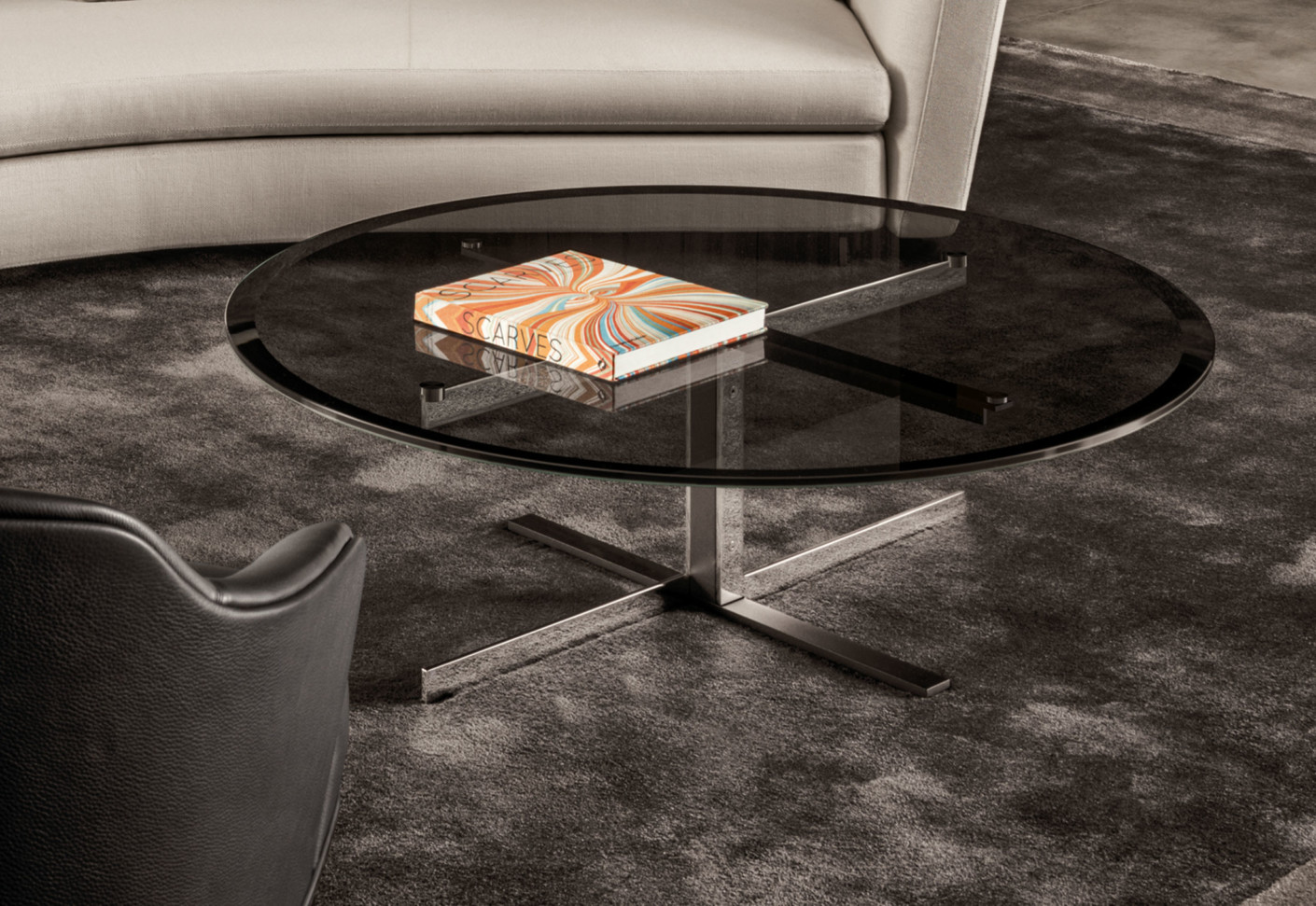 Catlin Coffee Table By Minotti Stylepark