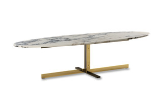 Catlin coffee table  by  Minotti