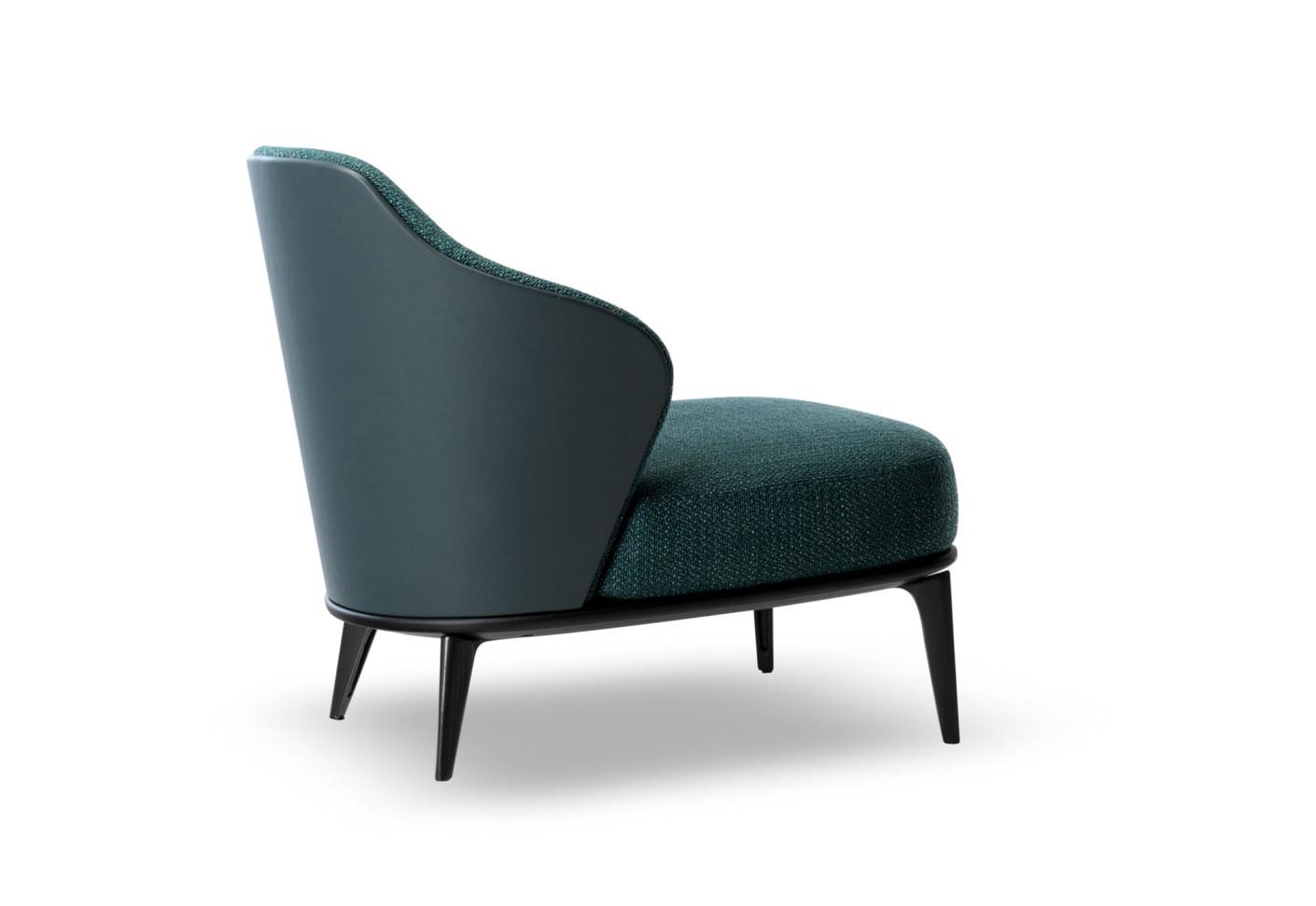 Leslie Armchair By Minotti Stylepark