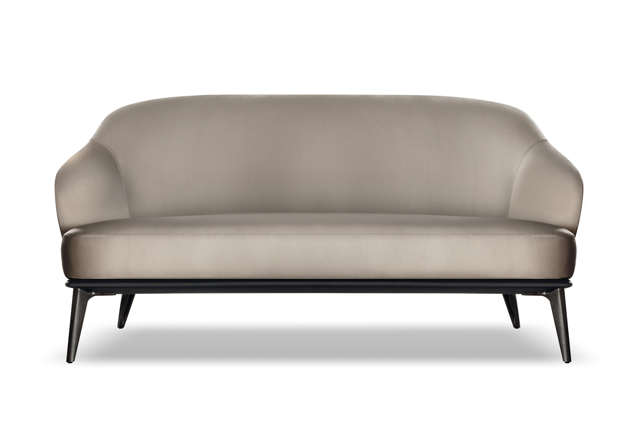 leslie sofa by minotti stylepark. Black Bedroom Furniture Sets. Home Design Ideas
