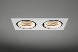 Marcel 2x LED  von   Modular Lighting Instruments