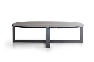 Domino Next oval  by  Molteni&C