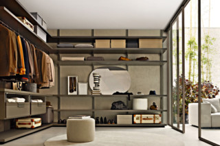 Gliss Walk-In closet  by  Molteni&C