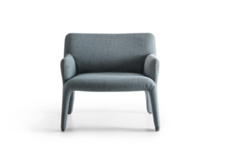 Glove-Up armchair  by  Molteni & C