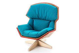 Clarissa lounge  by  Moroso