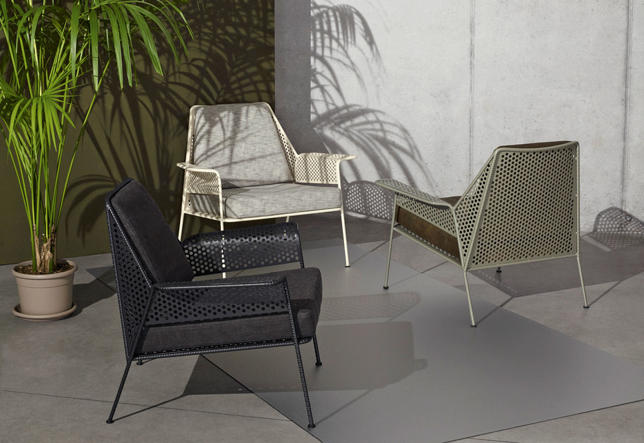 Diesel Collection - Work Is Over outdoor chair