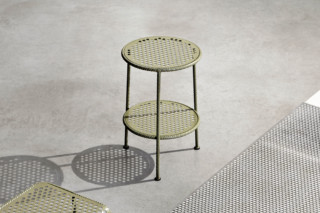 Diesel Collection - Work Is Over side table  by  Moroso