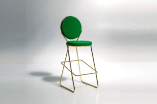 Double Zero barstool  by  Moroso
