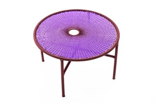 M' Afrique Collection - Banjooli table  by  Moroso