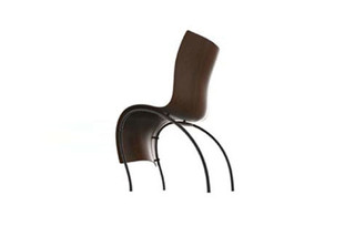 One Skin Chair  by  Moroso