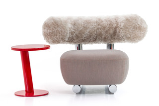 Pipe Armchair  by  Moroso