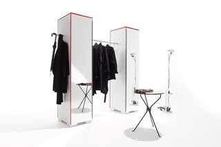 Modular wardrobe  by  Müller small living