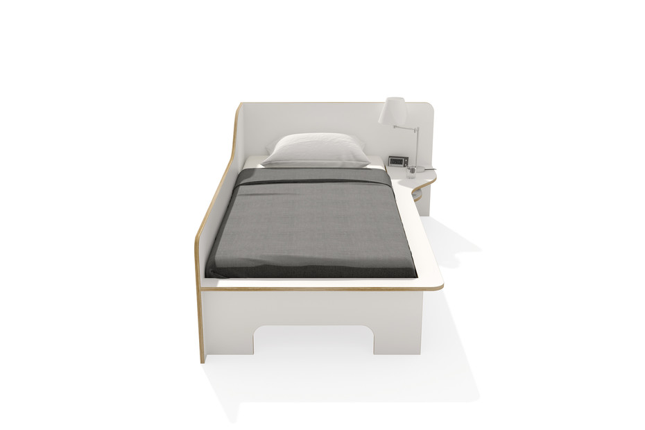 Plane bed