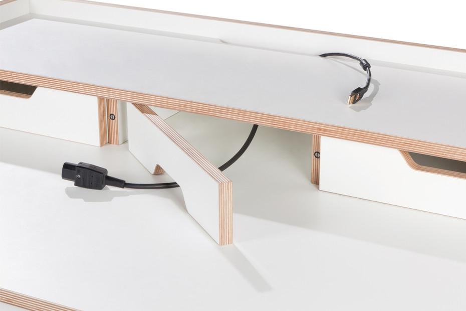 Plane desk