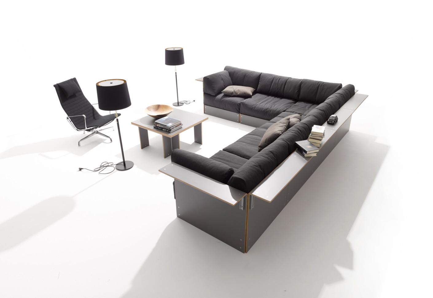 rolf heide coffee table by m ller m belwerkst tten stylepark. Black Bedroom Furniture Sets. Home Design Ideas