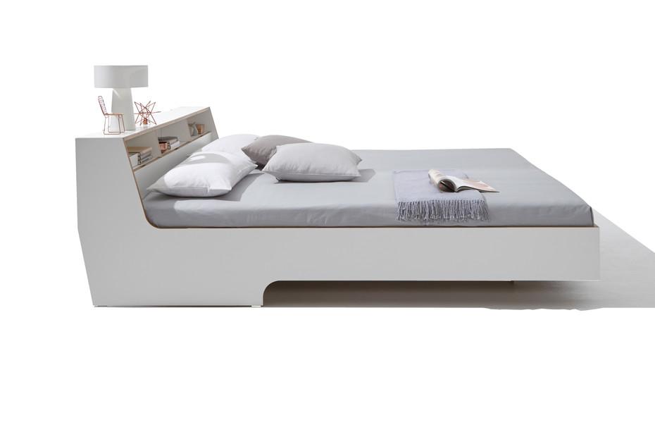 Slope bed