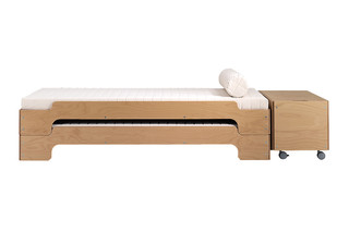Stacking bed comfort   by  Müller small living