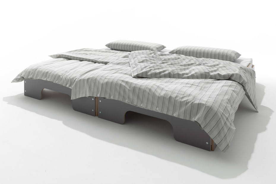 Stacking bed comfort