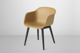 Fiber wood base  by  Muuto
