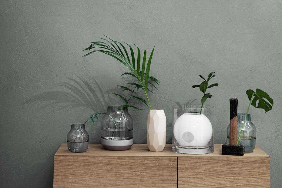 Shade vase