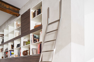 SL.6000.AK Positionable Ladder  by  MWE