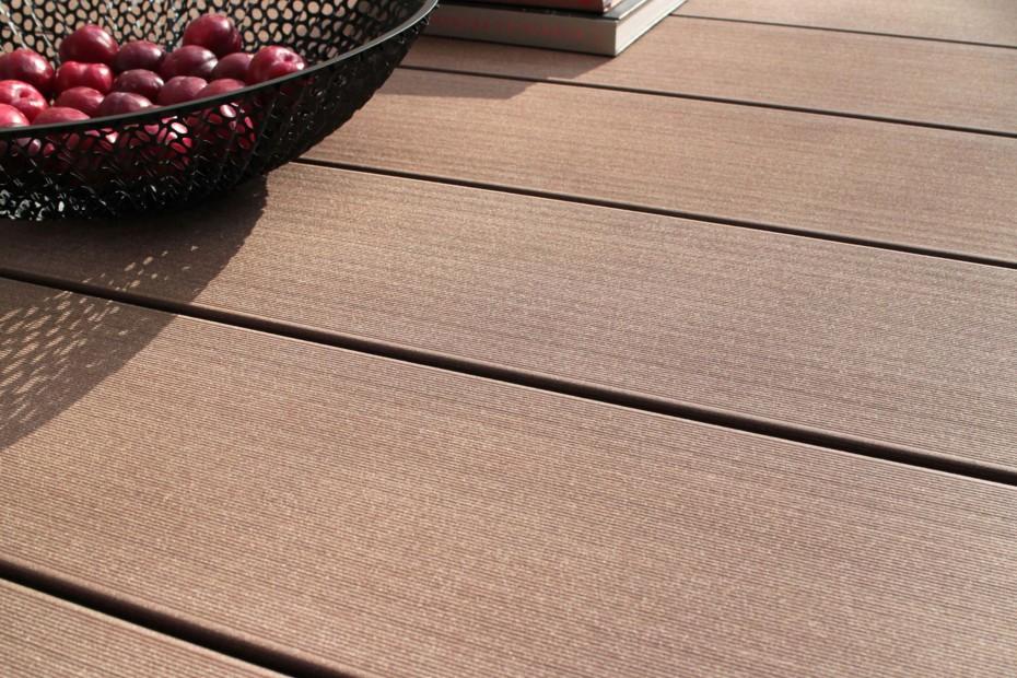 Premium WPC Planks PURE Wide Macao Plain