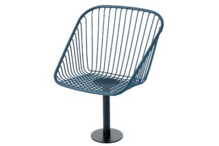 Korg armchair  by  Nola