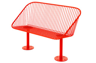 Korg bench  by  Nola