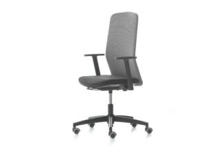D Chair Fixed hohe Rückenlehne  von  Nurus